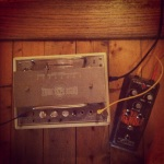 modified Tone Bender and tape echo